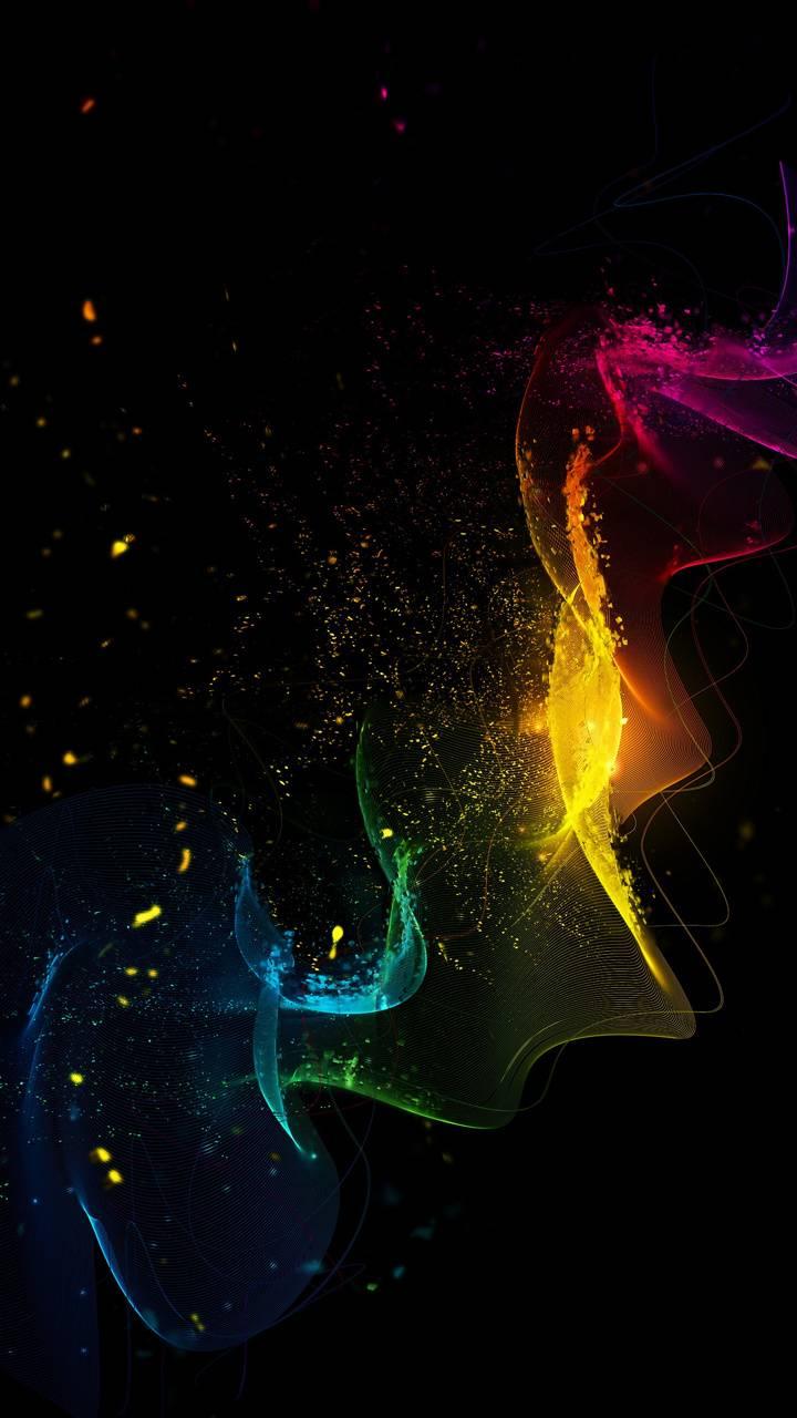 Colors in the Dark