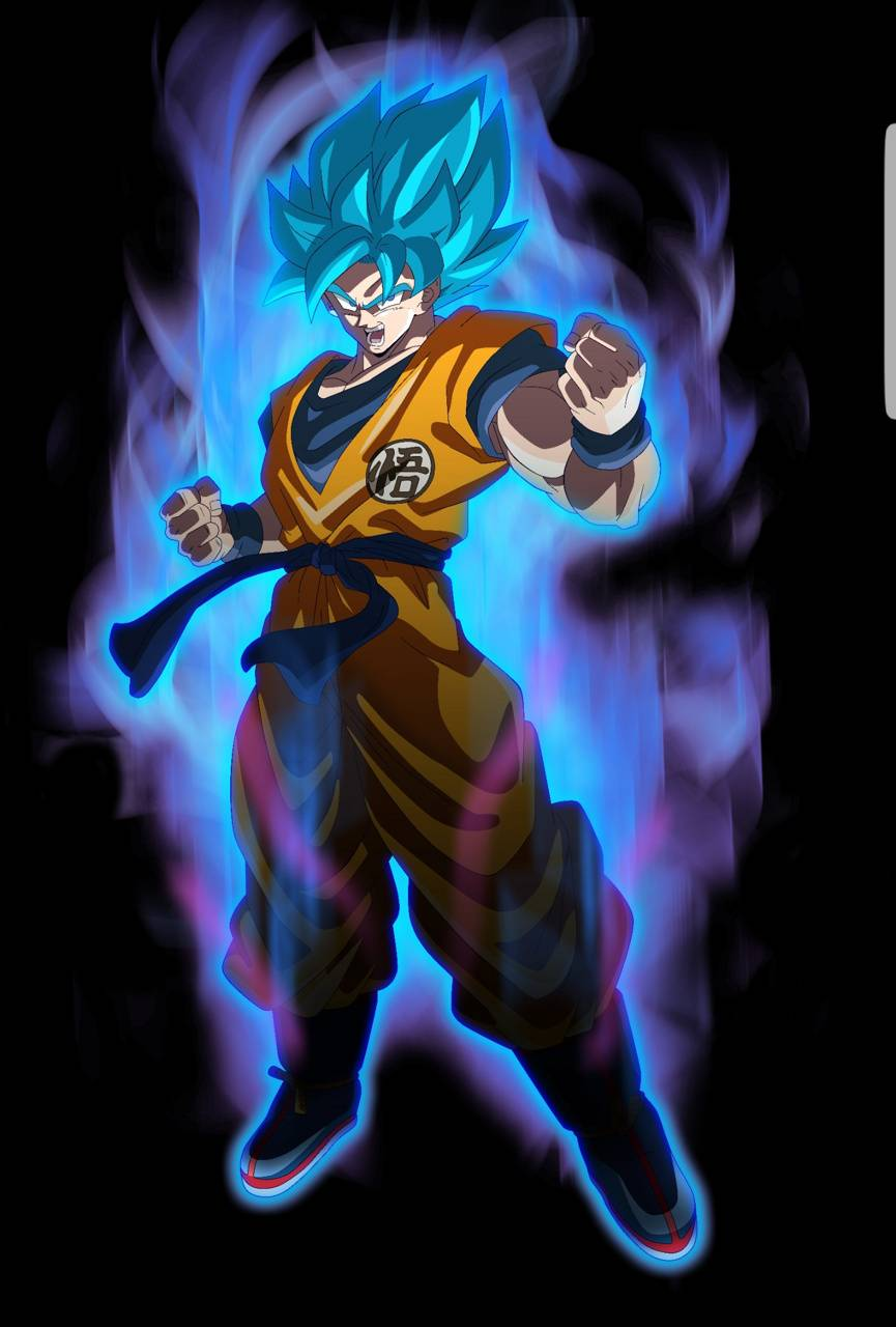 Goku new movie