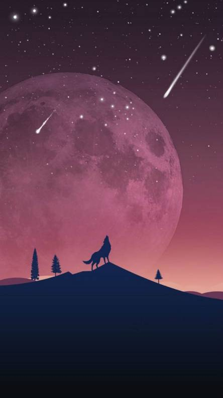 3 Wolf Moon Wallpapers Free By Zedge
