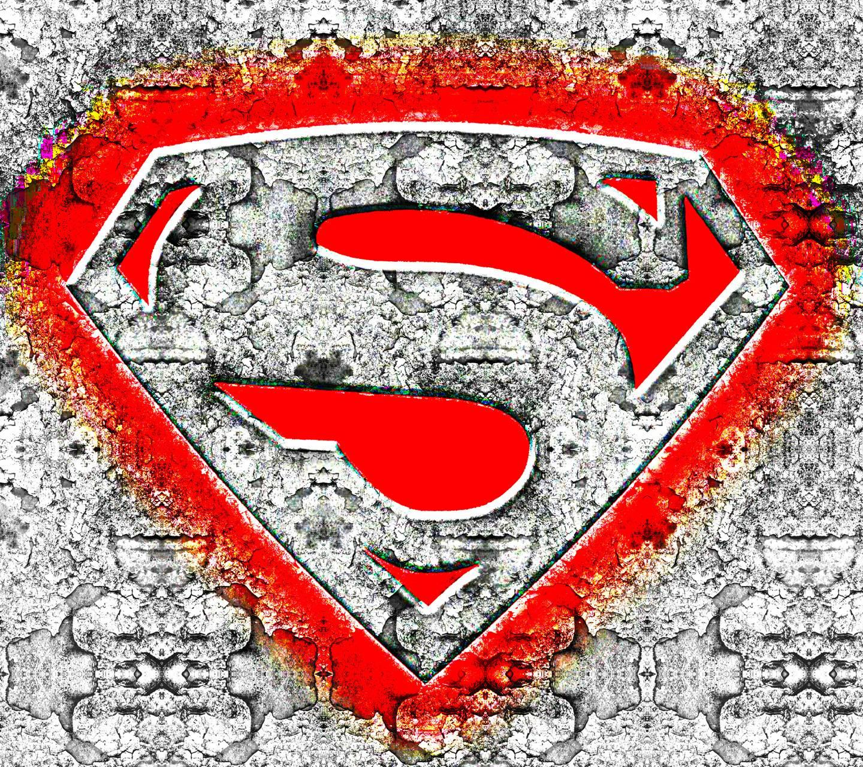 Graffiti Superman