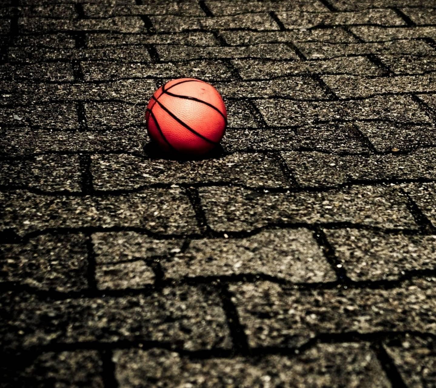 Ball on the Street
