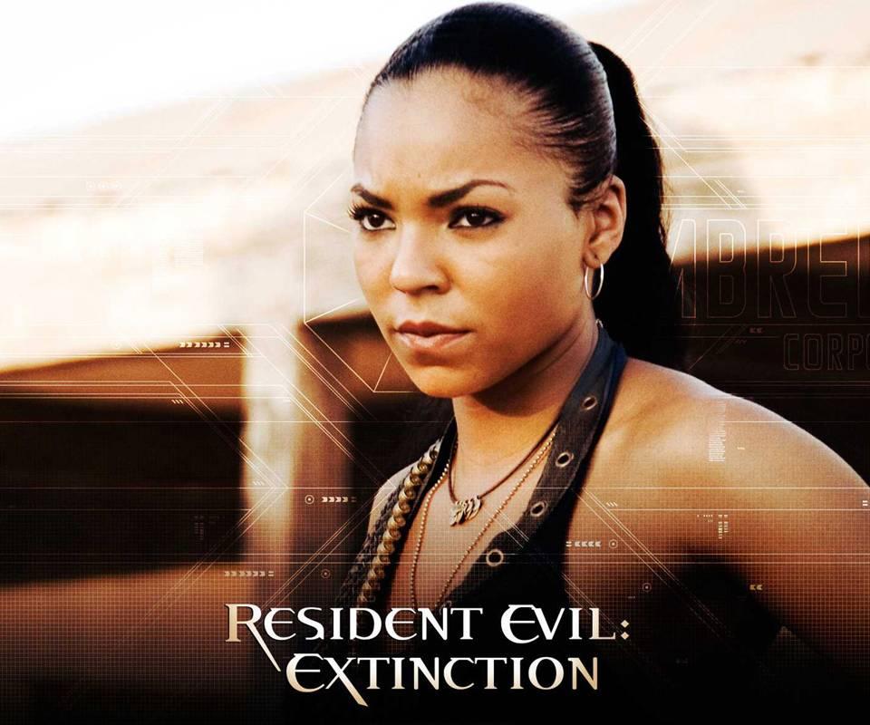 Resident Evil Betty