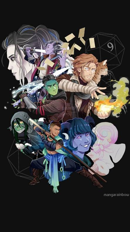 Critical Role Wallpapers Free By Zedge