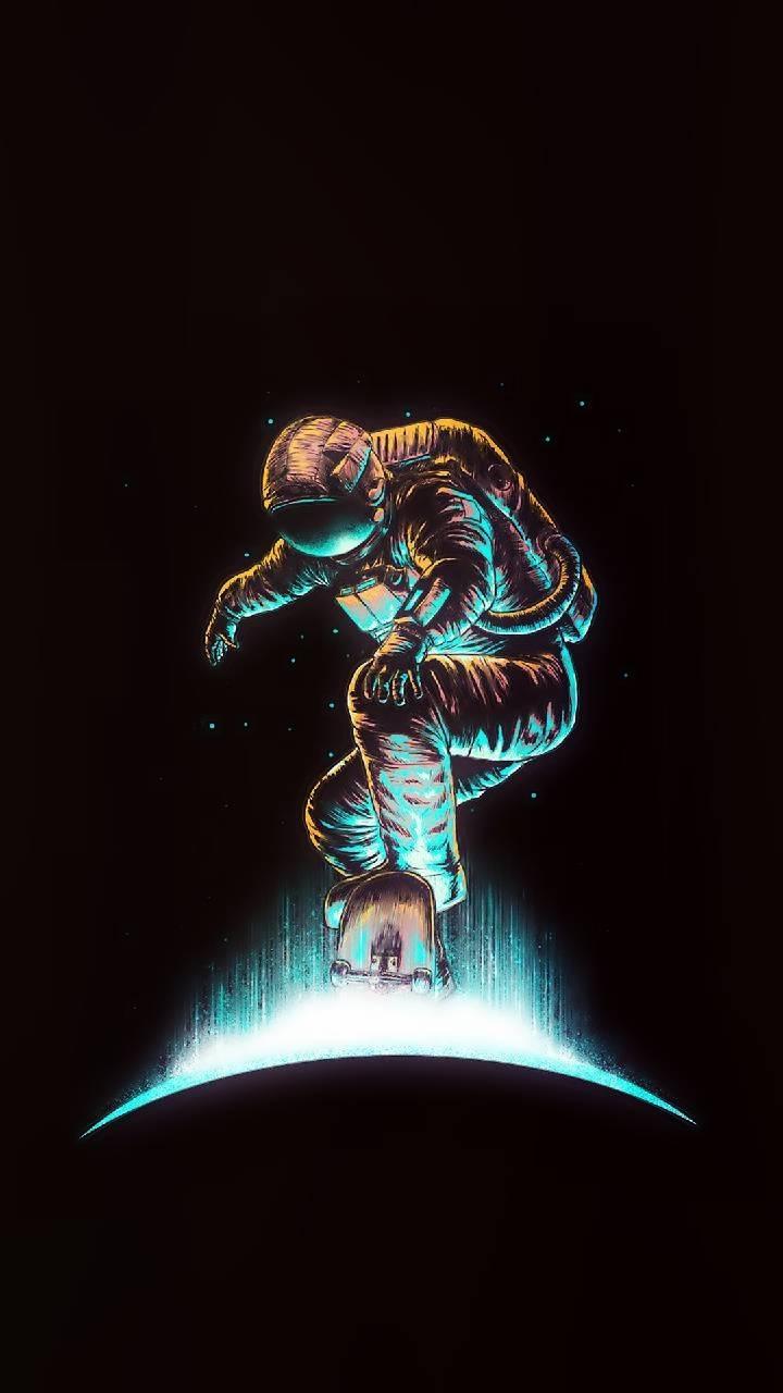 Space Explorer Wallpaper By Georgehewhew B5 Free On Zedge