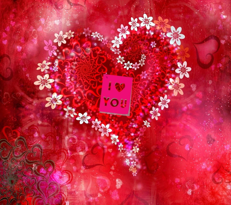Love hearty