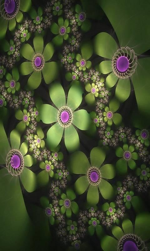 Green-flower-v719