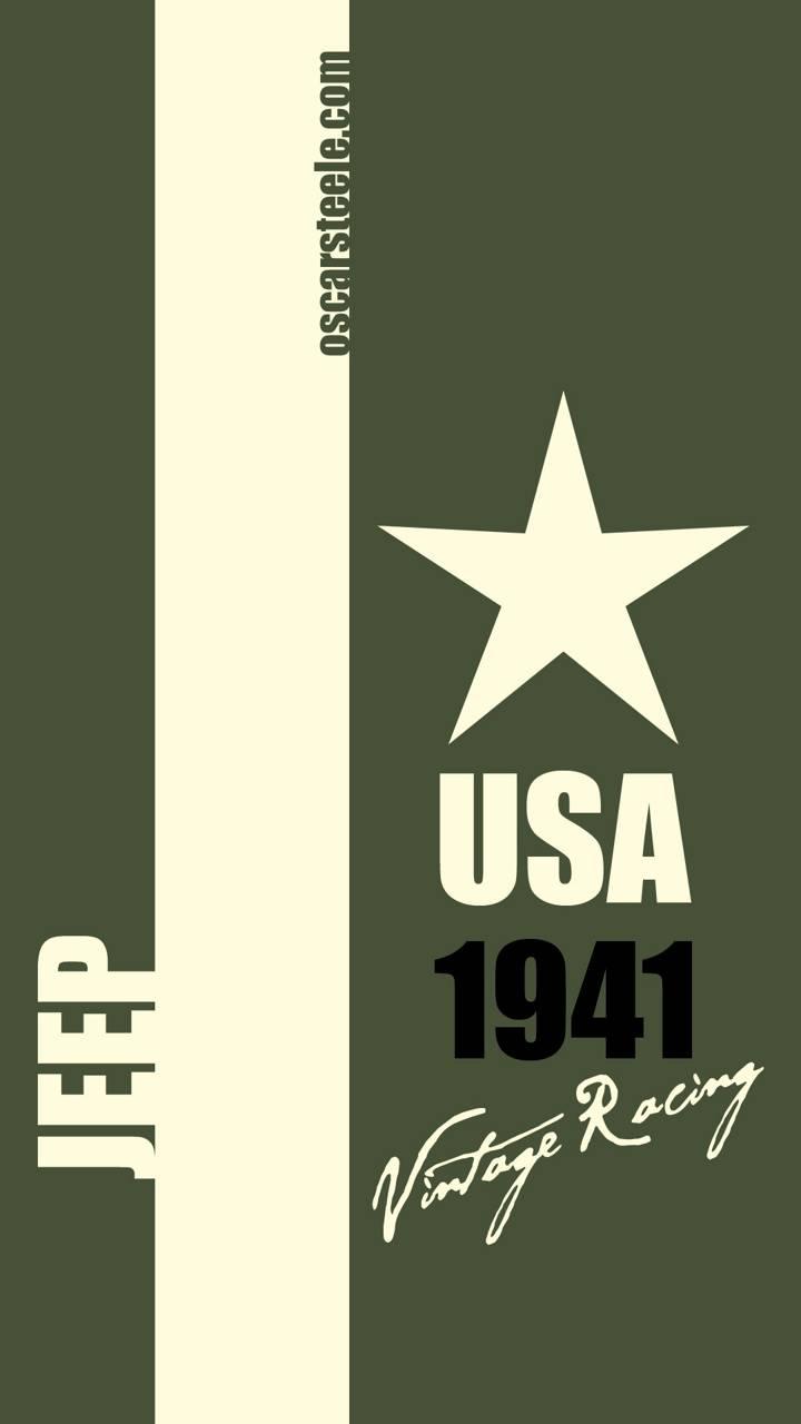 Jeep Army Green USA