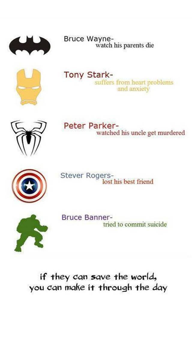 Superheroes Life