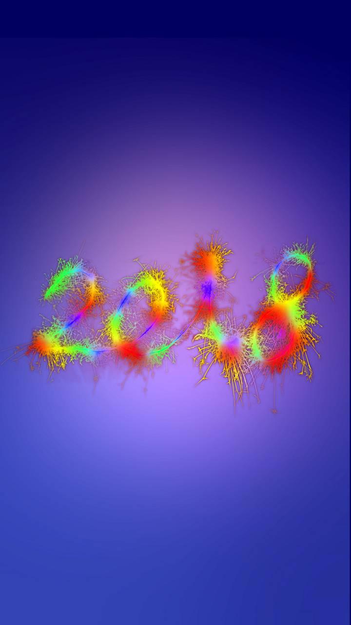 2018 happy