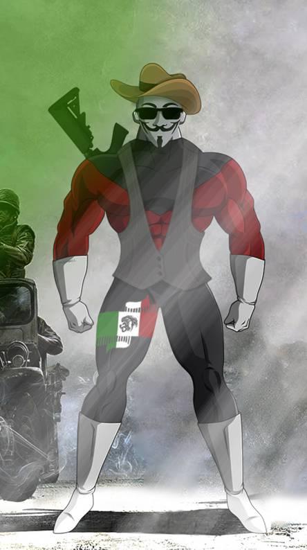 Jiren Mexicano