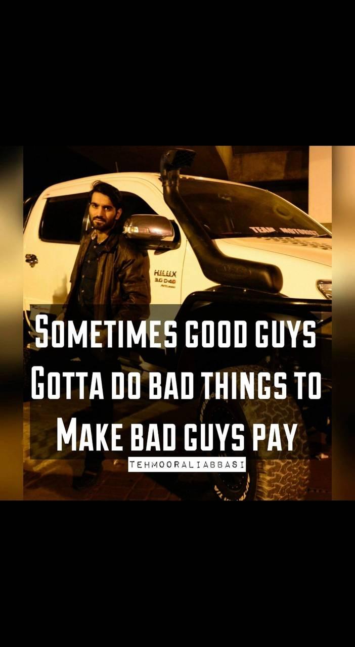 Bad boys guys