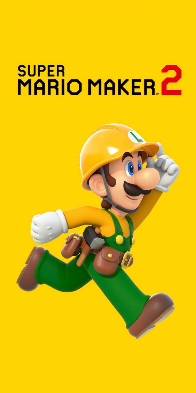 Builder Luigi Wallpaper By Get Thwacked Ec Free On Zedge
