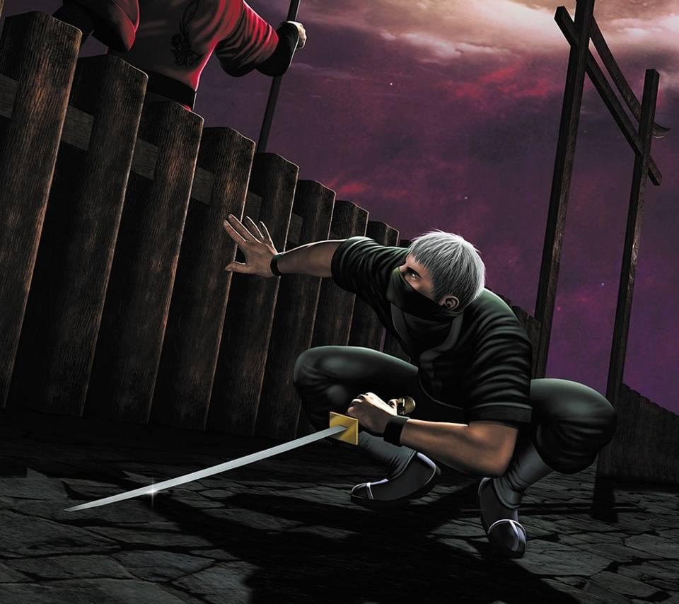 Ninja Rikimaru