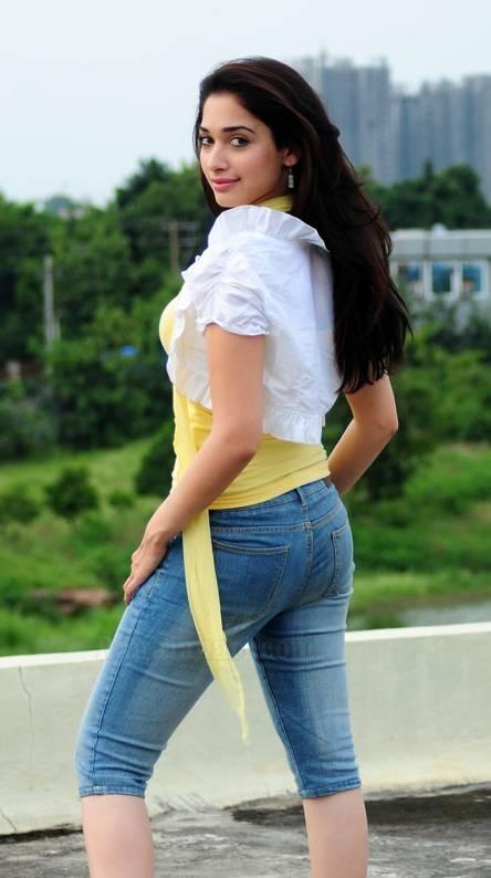 Tamanna Back