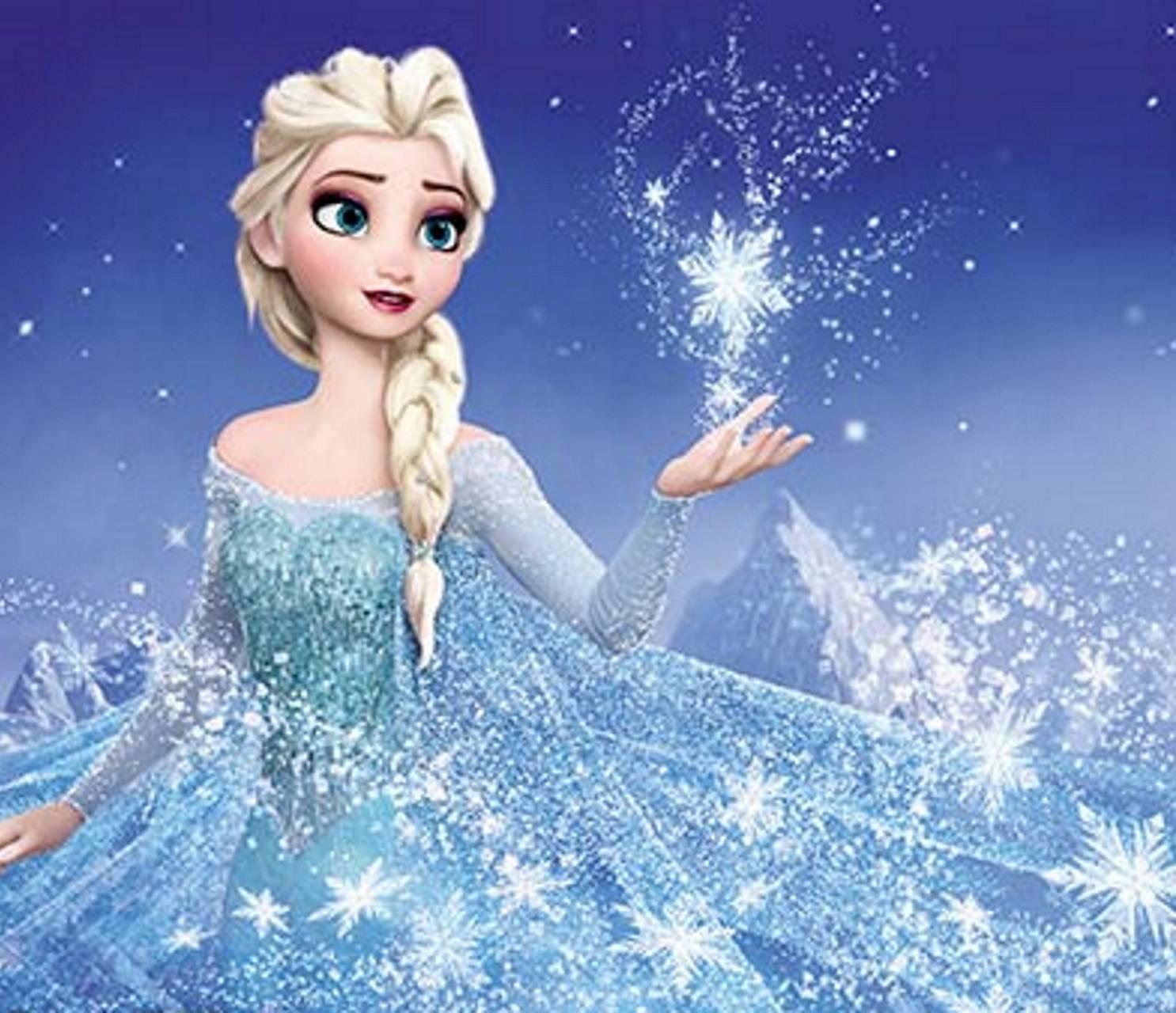 The Snow Queen Elsa
