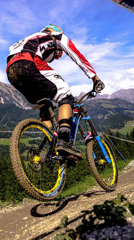 Mountain Bike Wallpapers Free By Zedge