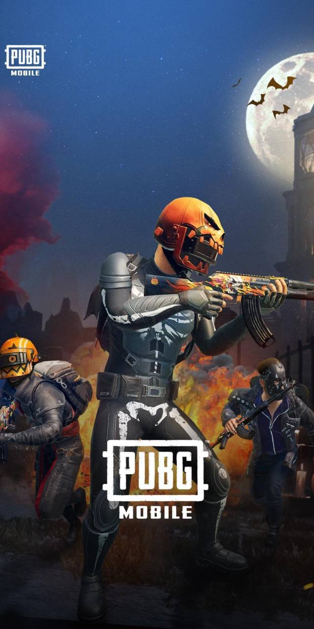 Pubg Halloween Wallpaper By Anonymousguy123 3d Free On Zedge