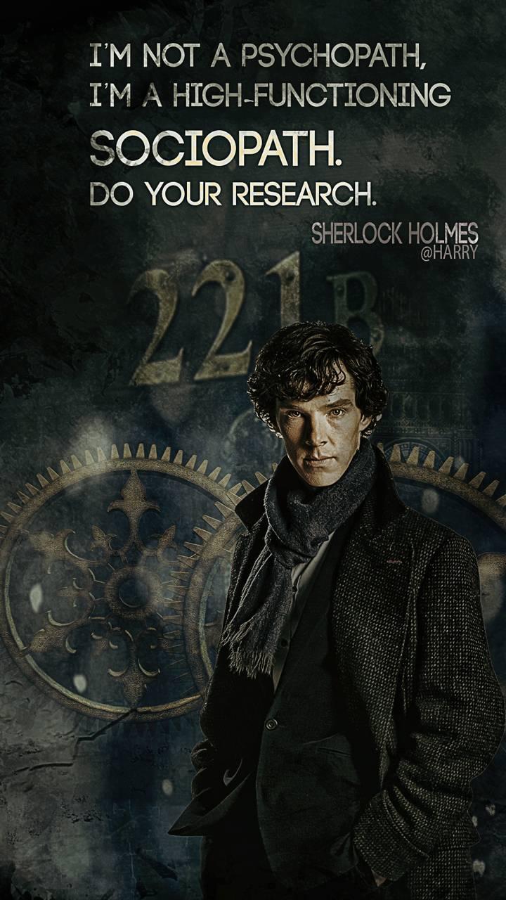 Sherlock Holmes Wallpaper By Harrycool15
