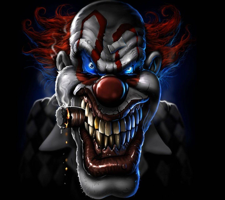 Gothic Clown