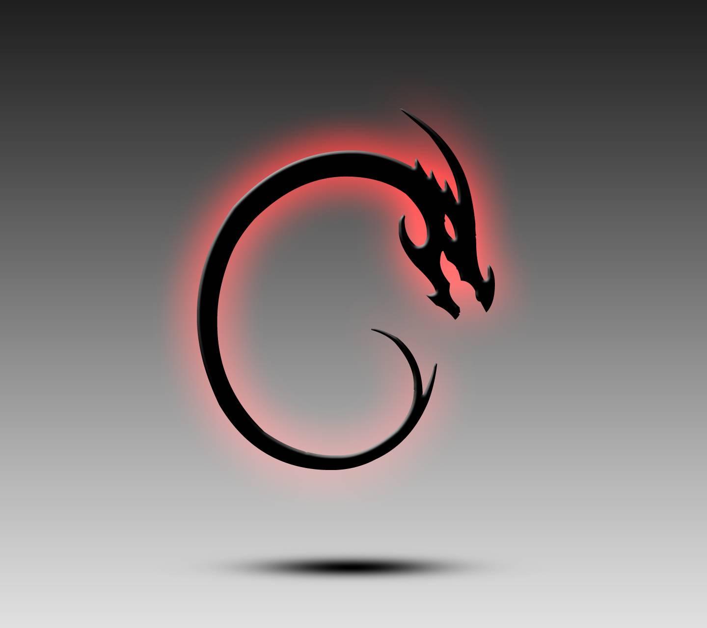 Dragon Alphabet C