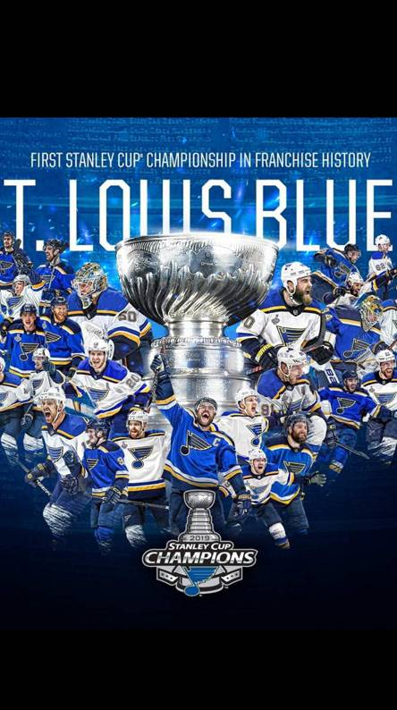 St Louis Blues Champions Ringtones And Wallpapers Free By