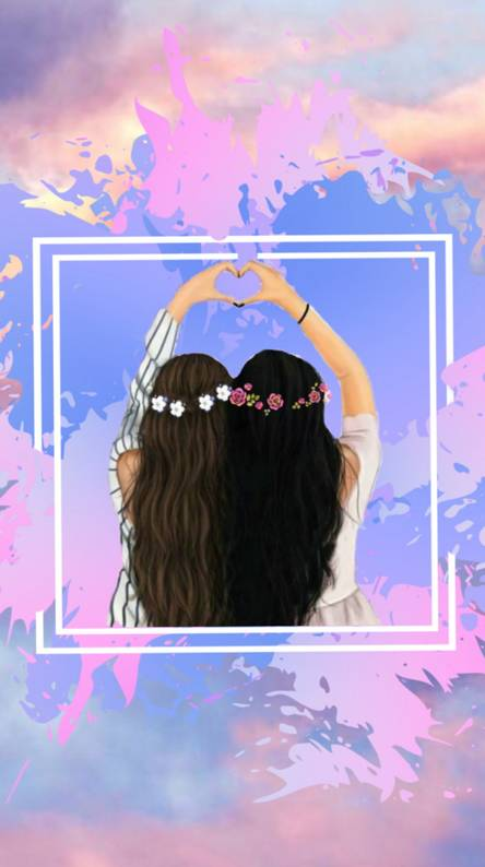 Bff Wallpapers Free By Zedge
