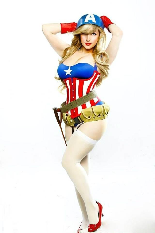 Female C America