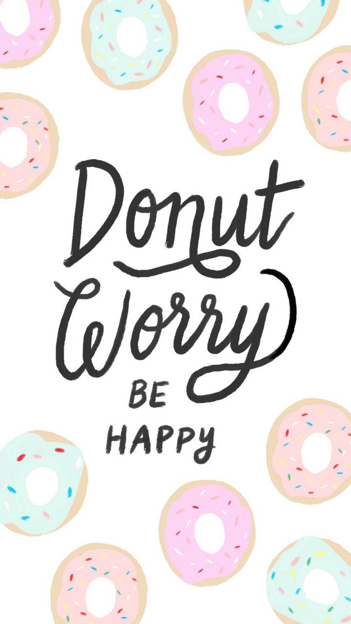 Donut Pastel