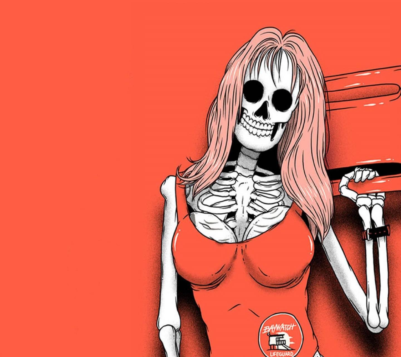 Skull lifeguards