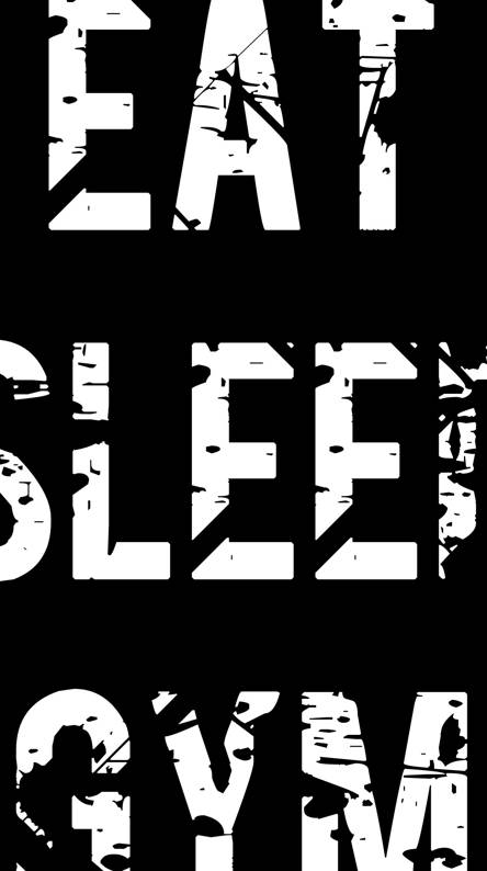 Eat Sleep Gym Repeat