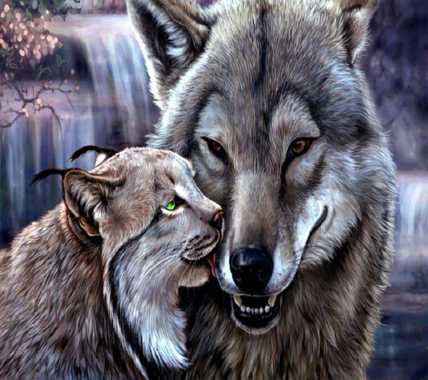 Awesome Wolf