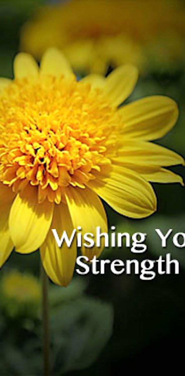 Wishing You Strength