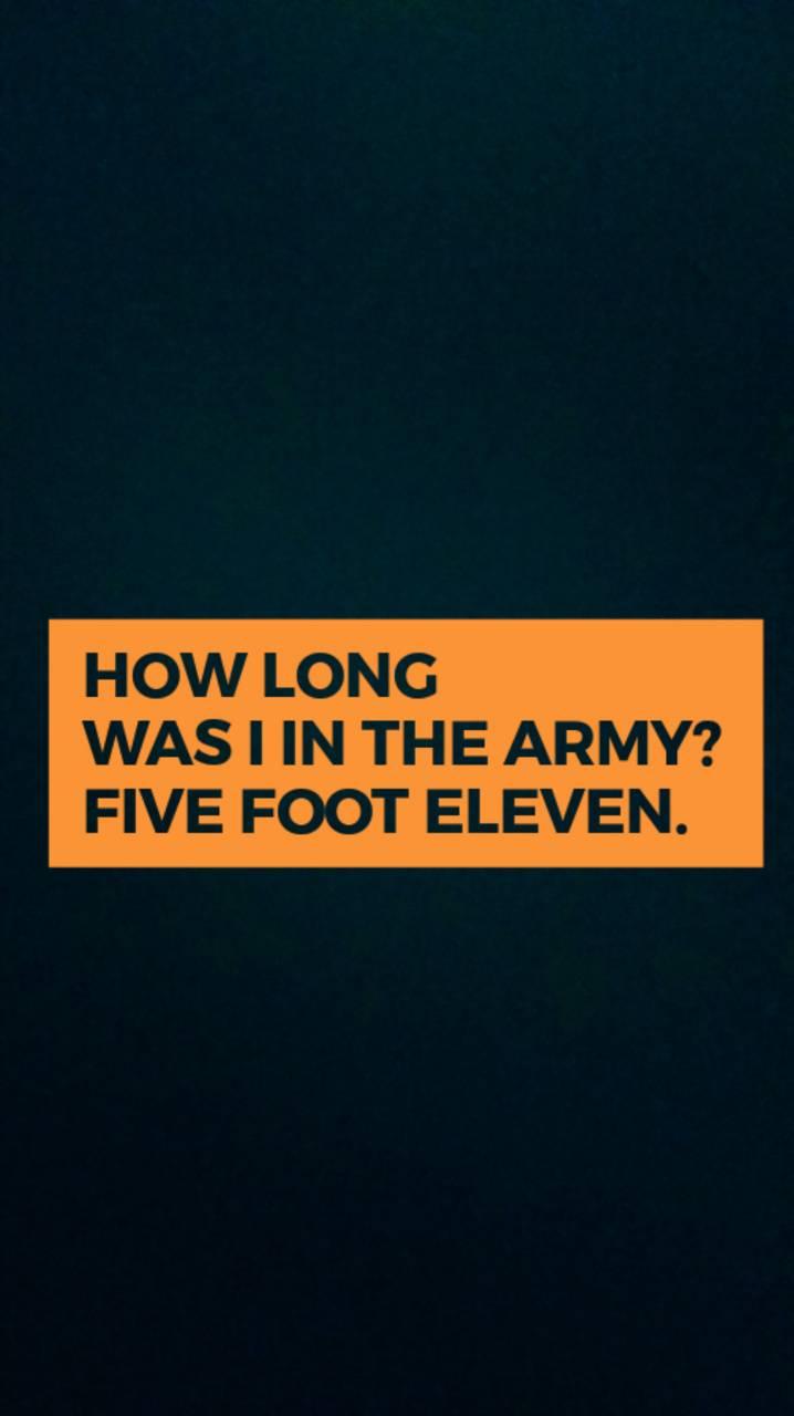 Army funny