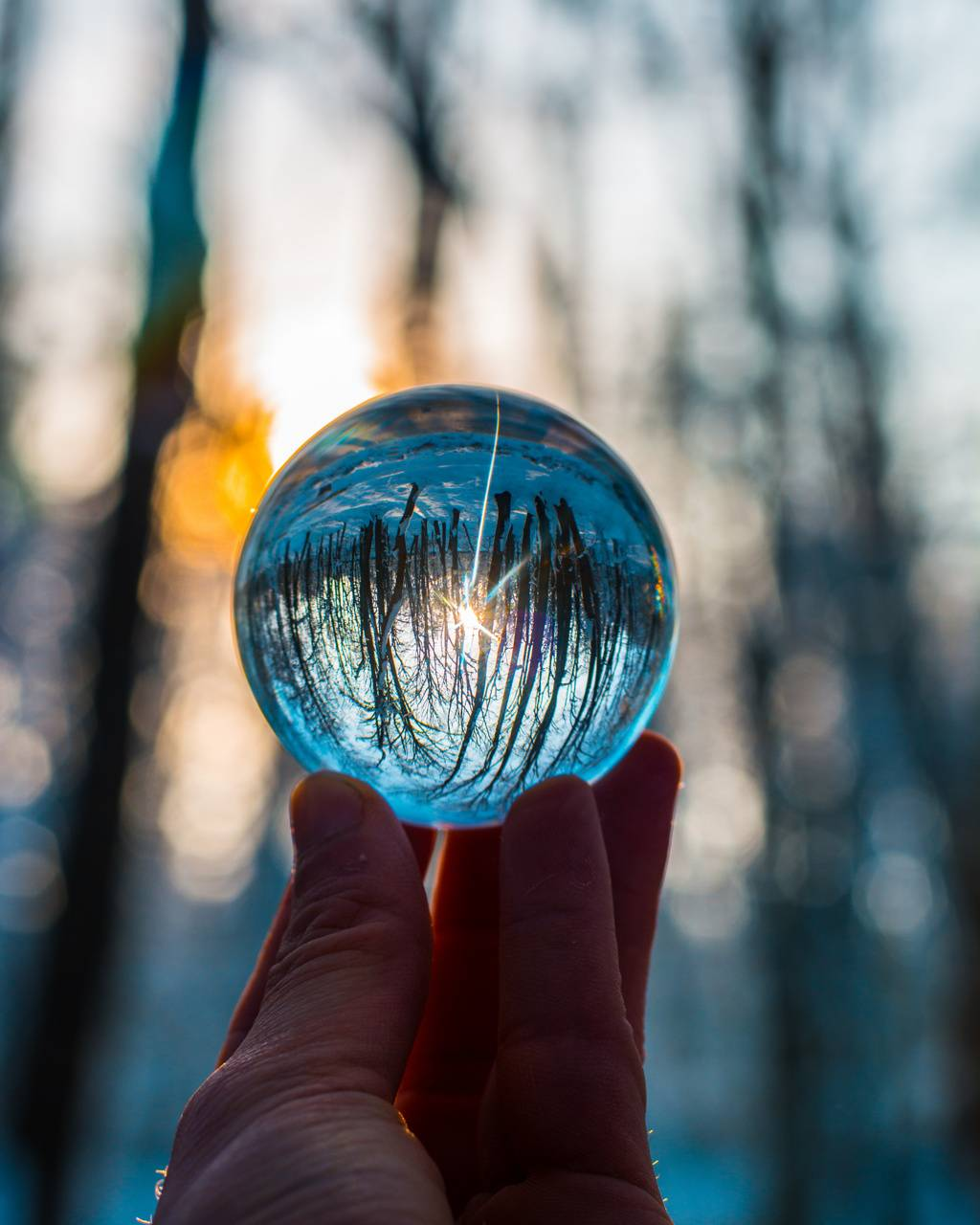 Crystal Ball Photo
