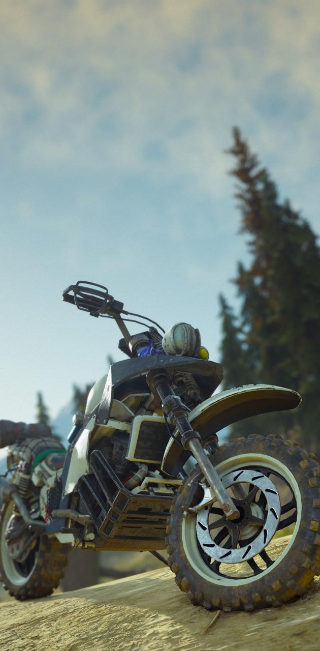 Days Gone Bike