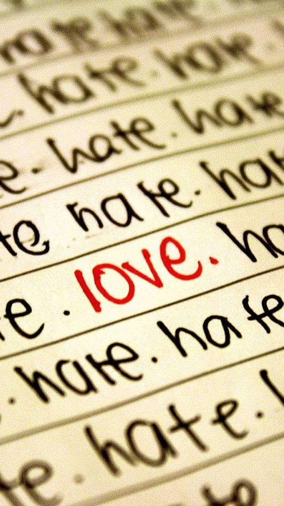 Hd Word Love