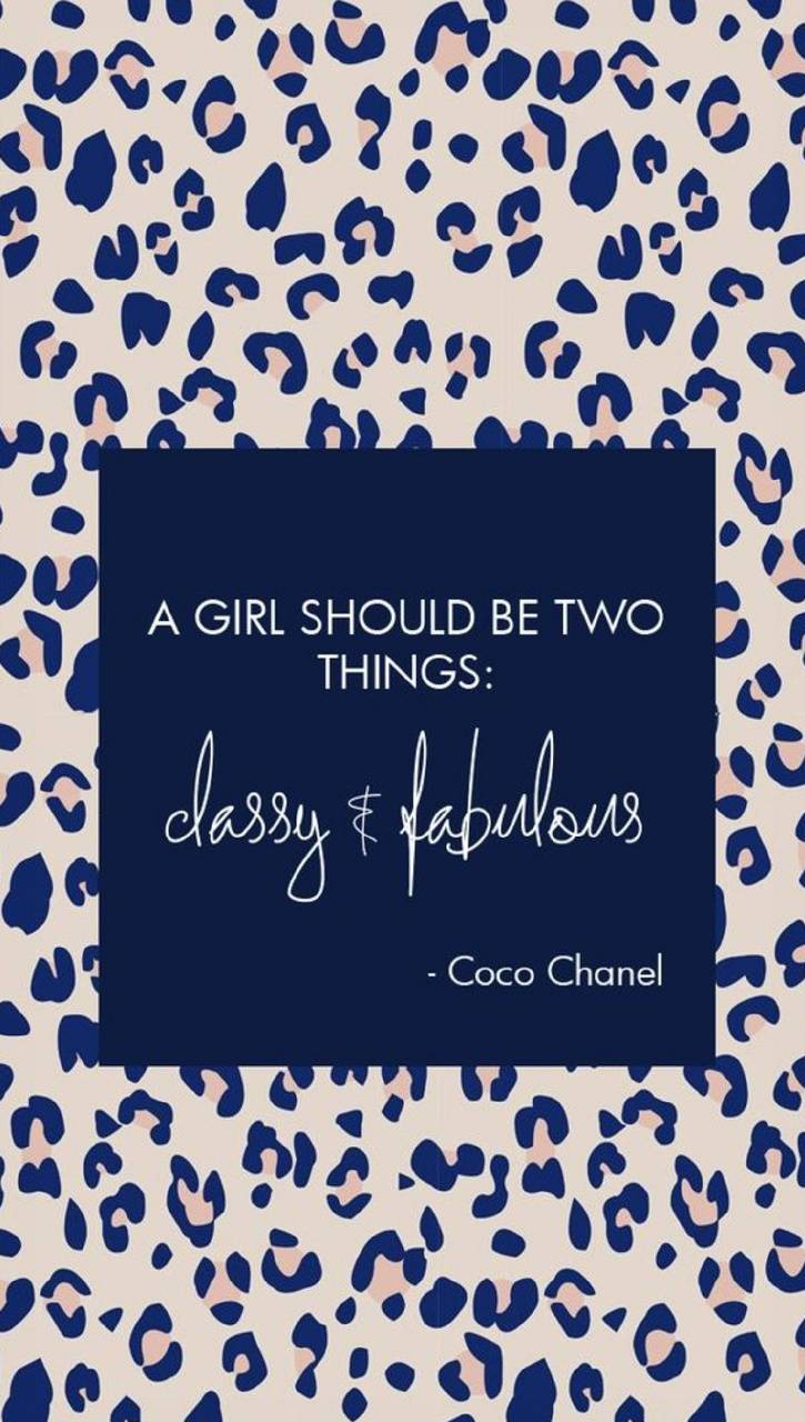 Coco Chanel Wallpaper By Skateboy 14 Free On Zedge