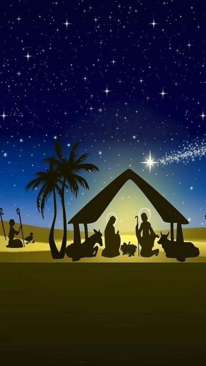 Navidad Es Jesus Wallpaper By Rocafuerte207 C1 Free On