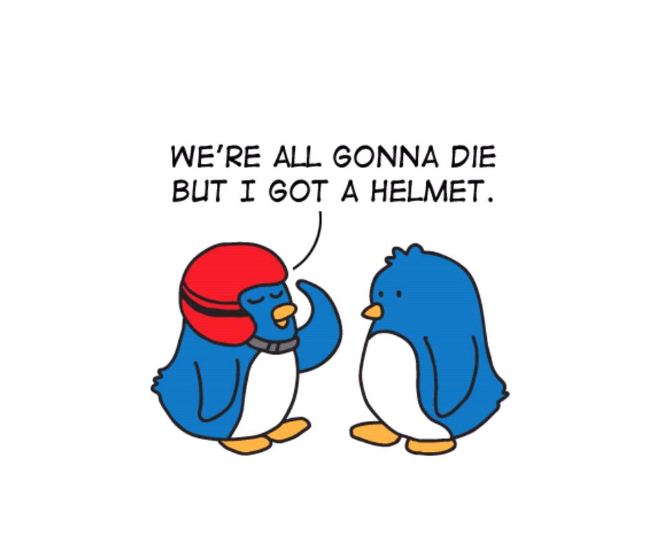 I Got A Helmet