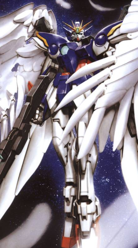 Gundam Wing Wallpapers Free By Zedge