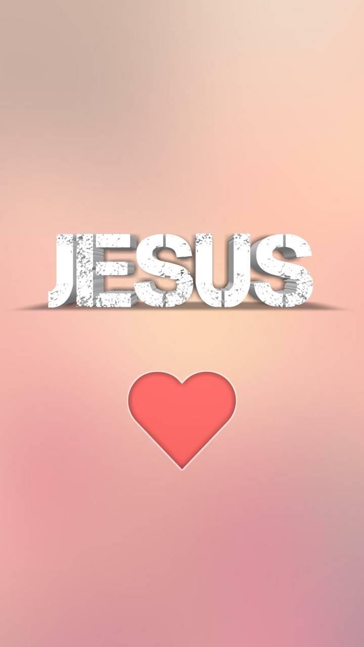 jesus love wallpapereujoao - a4 - free on zedge™