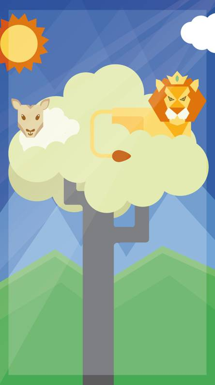 Lion And The Lamb Wallpapers