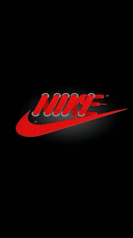 Nike Shoelace logo