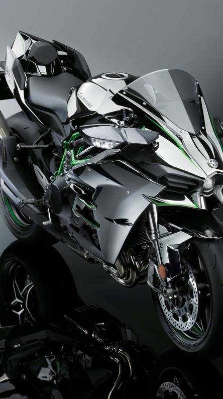 Kawasaki Ninja H2 Wallpapers