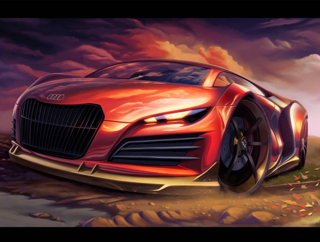 Concept Audi R9