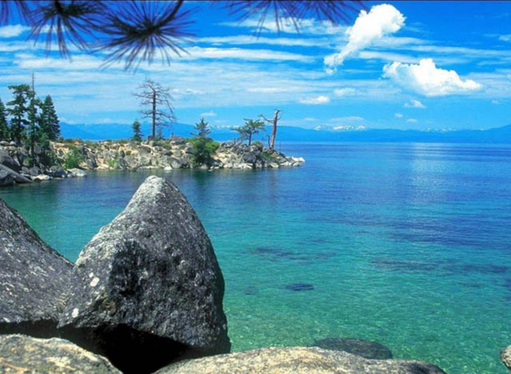 hd blue ocean