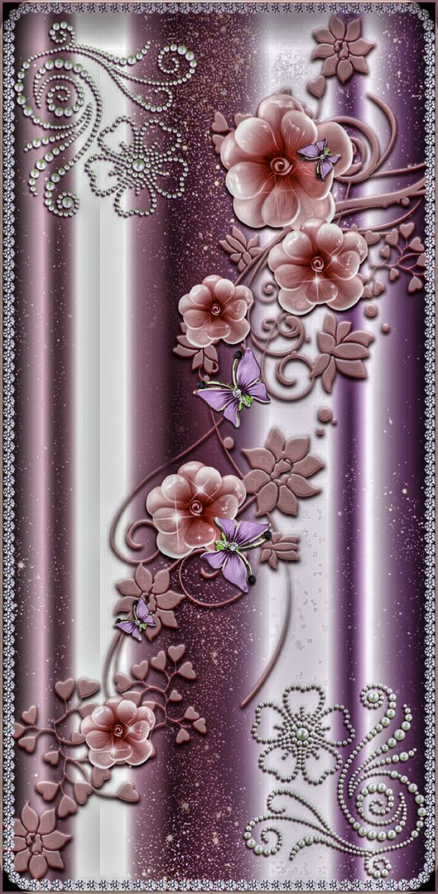 Rose Gold Wallpaper By Paintedlove Cd Free On Zedge