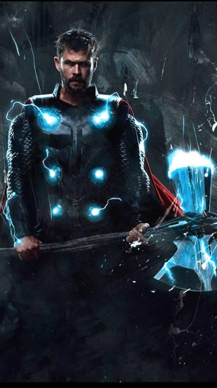 Thor Infinity War. THOR