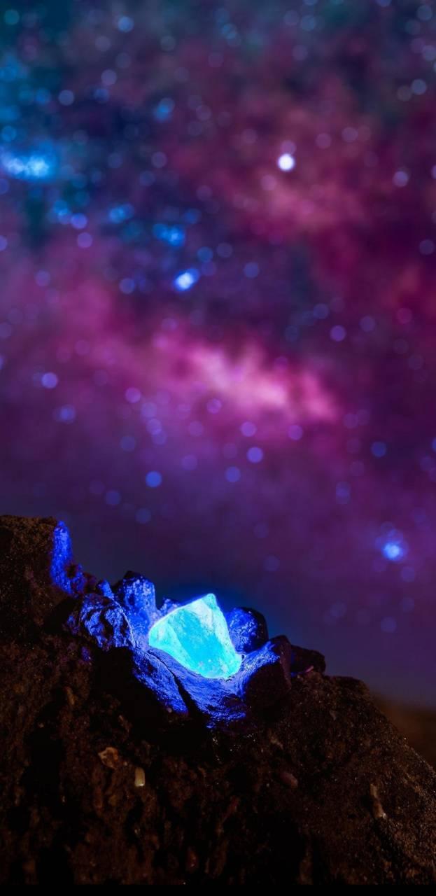 Galaxy Space Stone