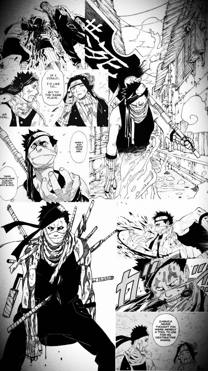 Manga Zabuza
